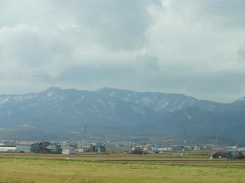 雄冬の山々(2011.11.20)