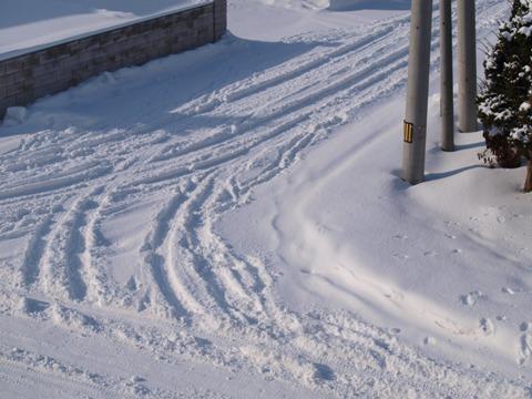 除雪見物01(2011.12.18)