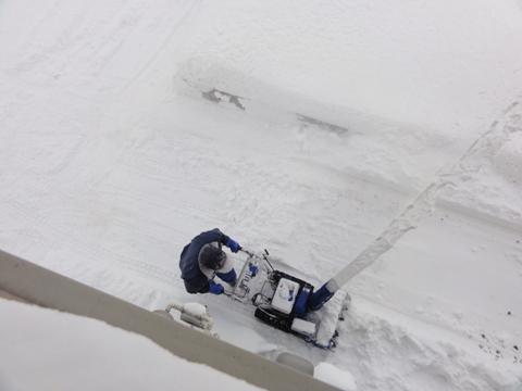 除雪中02(2012.01.29)