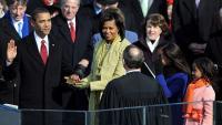 オバマ新大統領が就任