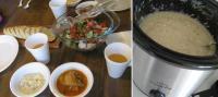 うちの地中海料理