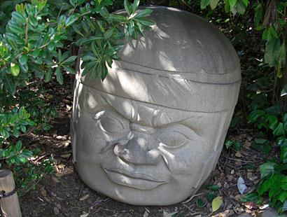 よこはま動物園ズーラシア・石像