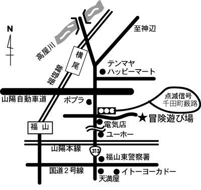 sool地図