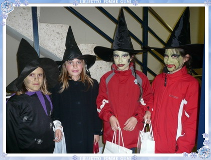 可愛い魔女たち