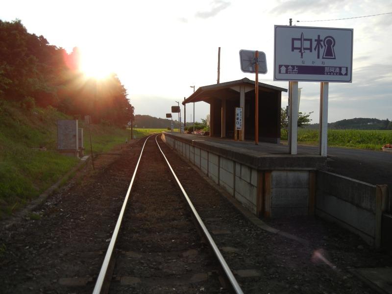 2011/7/10中根駅