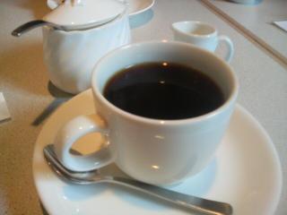 梅寿宴 コーヒー