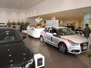 新Audi秋田4