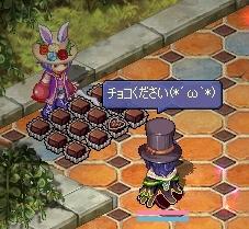 チョコください(*´ω`*)