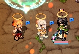 天使三人組