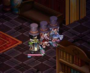 紳士淑女の集い
