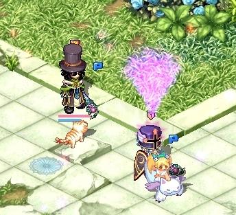 紫色の血!?