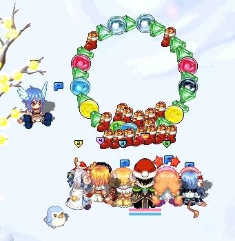クリスマスリースで締め!