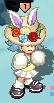 ロゼ帽子☆