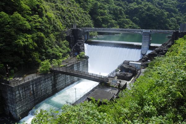 神奈川県 石小屋ダム