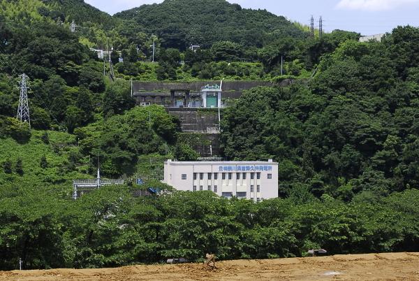 城山発電所