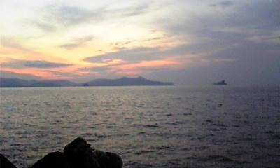 隠岐の島 二又島