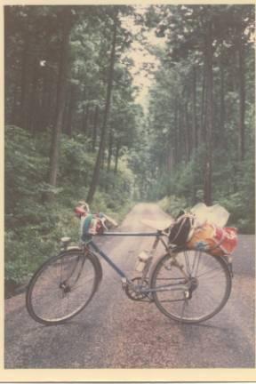 自転車旅行1