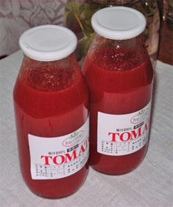 江本自然農園トマトジュース
