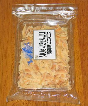 おやつラボココナッツチップ