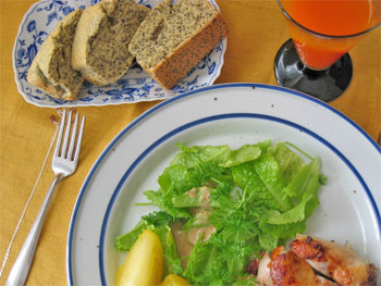2012_ベランダ野菜2