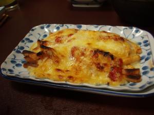 ポテトフライチーズ焼き