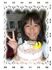 娘の誕生日2
