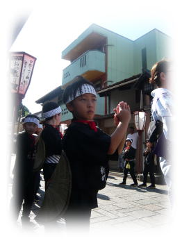 おわら風の盆2009-3