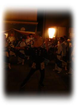おわら風の盆2009-5