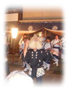 おわら風の盆2009-6