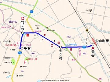 松山人車軌道地図