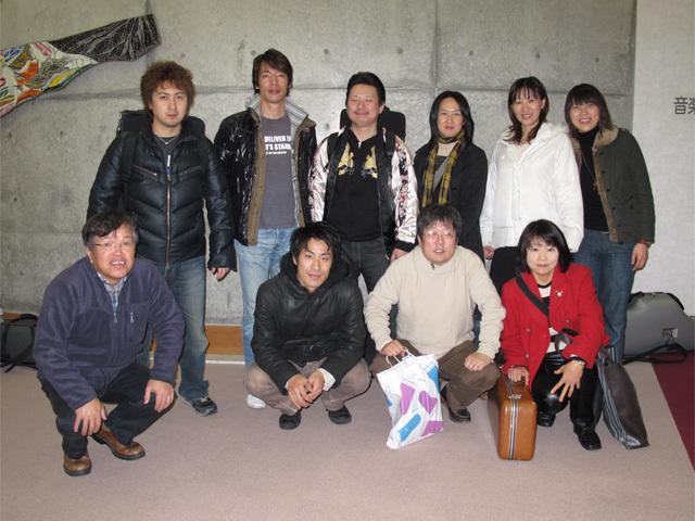 メンバー&浜松SC