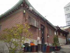 ソウル 文化保存家屋