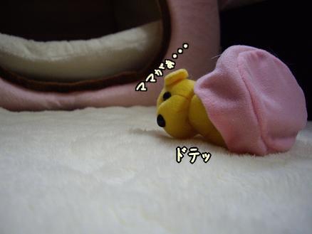 おいてけぼりの凛太郎