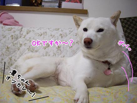 は~い!凛ちゃん、オツカレ~!