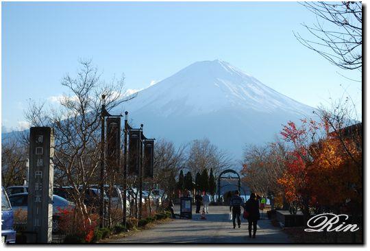 お~~~~!富士山~!