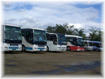 上杉神社 観光バス