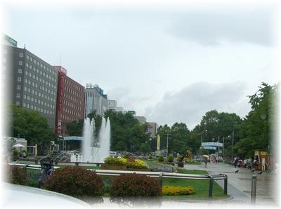 市内 大通り公園