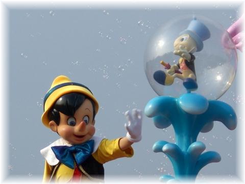 ジュビ ピノキオ