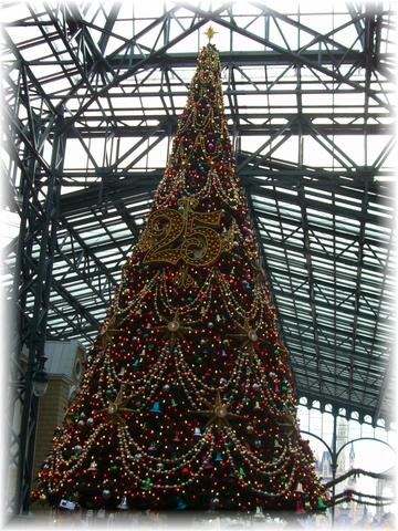 02 クリスマスツリー