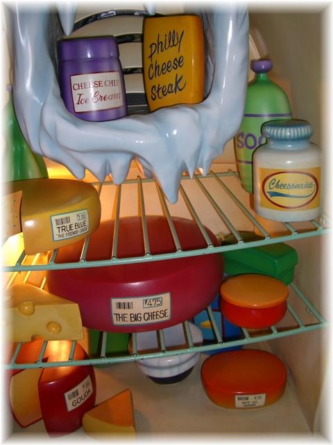 07 ミニーちゃんの家 冷蔵庫