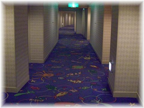 20090131 シェラトン 廊下