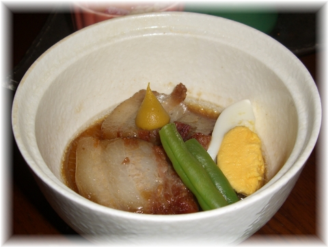 20090131 シー 35 豚の角煮