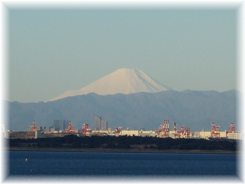 20090201 01 富士山