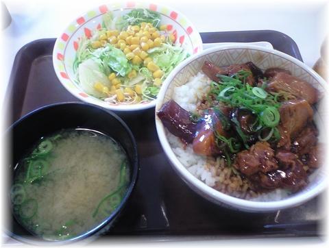 20090228 すき家 豚丼