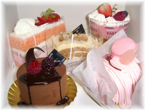 20090329 ケーキ
