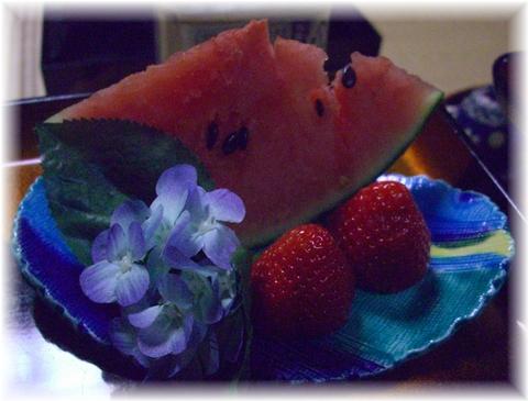 20090417 魚井 デザート