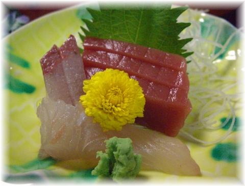 20090417 魚井 刺身