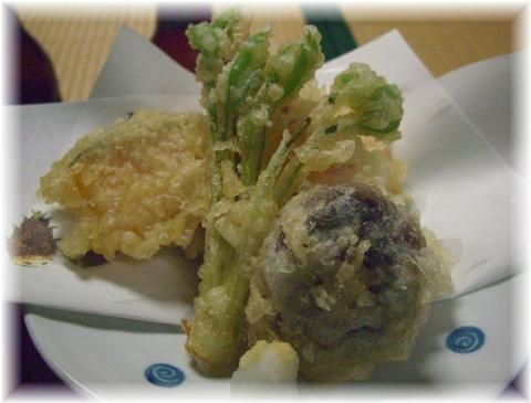 20090417 魚井 天ぷら