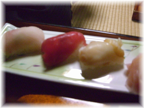 20090417 魚井 寿司