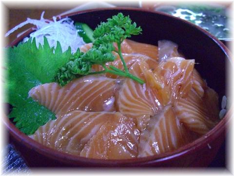20090503 07 サーモン丼